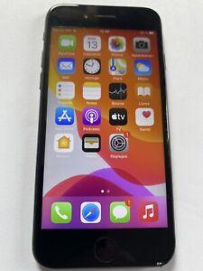 Apple iPhone 7 - 32 Go - Noir (Désimlocké) Micro Hs Pour Pièce Ou à Réparer