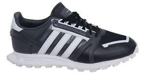Sintético 1 Hombre Adidas Zapatillas Negro Carreras Blanco Y Wm Cordones S81910 xfwFx0RPaq