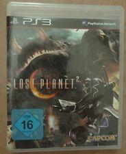 Lost Planet 2 PLAYSTATION 3 ps3 video-gioco BLURAY DISC Capcom