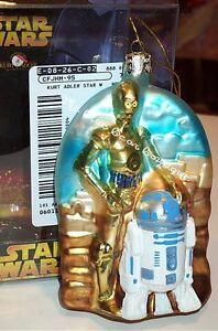 Kurt-Adler-Star-Wars-Blown-Ornament-C3PO-And-R2D2