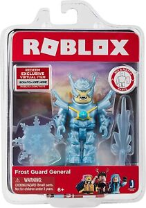 roblox frost guard general code