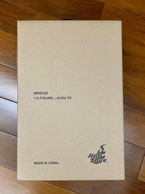 🔥 Hot Toys MMS529 Thanos Avengers: Endgame 1/6  Figure in stock ready to ship