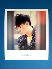 Super Junior SM Official Everysing Photo Card Photocard - Sungmin