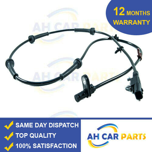 REAR 07-15 ABS SPEED SENSOR FOR NISSAN NOTE MICRA MARCH III AWS033