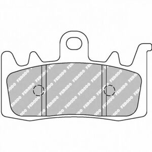 Ferodo Eco Rear Brake Pads  for TRIUMPH TIGER 800  800cc 11/>14 FDB531EF