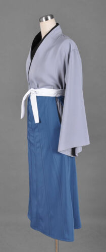 Lupin the third 3rd III Rupan Sansei Goemon Ishikawa Cosplay Costume Halloween {