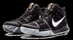 Size 13 Nike Kyrie 3 BHM Black White 852415 001 Uncle Drew Deadstock FULL BOX