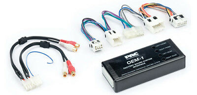 Pac AOEM-GM1416A Chevy Gmc Add On Aftermarket Amplifier Amp To Factory Radio