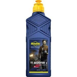 PUTOLINE TT SCOOTER + 2-stroke deux temps huiles de vidange 1 L