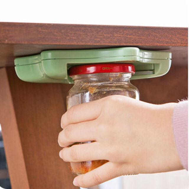 Jar Opener Under Kitchen Cabinet Counter Top Lid Remover Arthritis G
