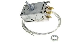 GENUINE-RANCO-K-59-2262350156-FRIDGE-THERMOSTAT-ELECTROLUX-3-CONTACTS-760mm