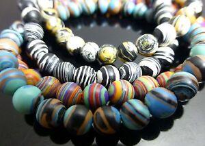 Turquoise Bracelets Rainbow Striped Turkey