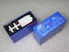 10PCS 8pins SMIH-12VDC-SL-C DC 12V 16A 250VAC Power Relay