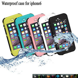 IPHONE-6-6S-WATERPROOF-CASE-UNDERWATER-SHOCKPROOF-TOUGH-COVER-PROTECTION