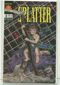 Splatter-3-NM-Northstar-Comics-CBX1Y