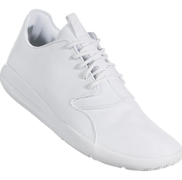 Jordan Eclipse Mens 724010-100 White Textile Athletic Shoes SNEAKERS ... a250605dc