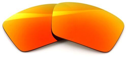 Polarized IKON lentilles de remplacement pour DRAGON FAME Lunettes de soleil Feu Miroir