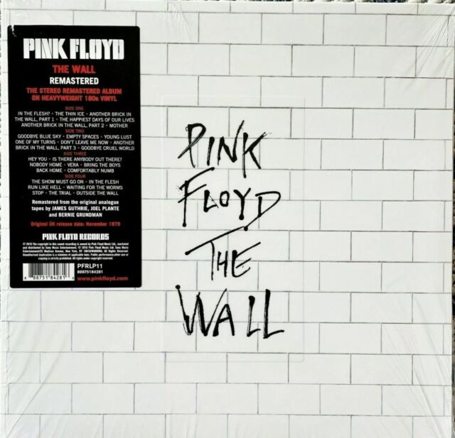 Pink Floyd - Wall 888751842816 (Vinyl New and Seald)