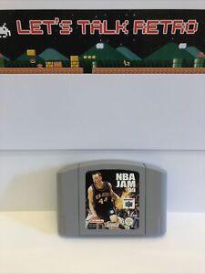 NBA Jam 99 PAL Carro Nintendo N64
