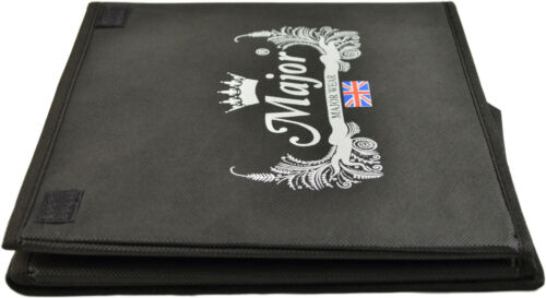 Major Wear Collapsable Hat Box for Top and Bowler Hats …
