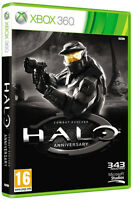 Halo Combat Evolved Anniversary Edition Xbox 360 Brand Sealed