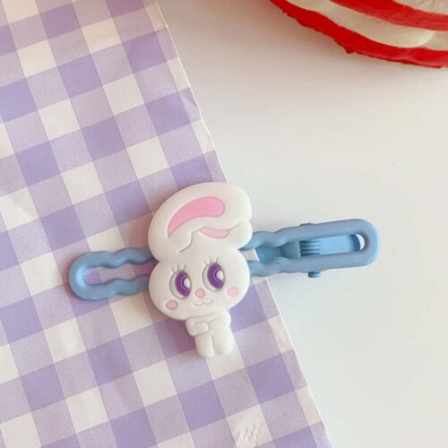 Details about  /Korean Cute Candy Color Strawberry Hairpin Rainbow BB Clip Spring Clip Jewe