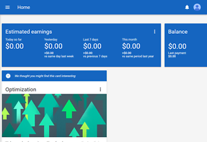 google-adsense-USA-non-hosted-account-and-with-approved-domain