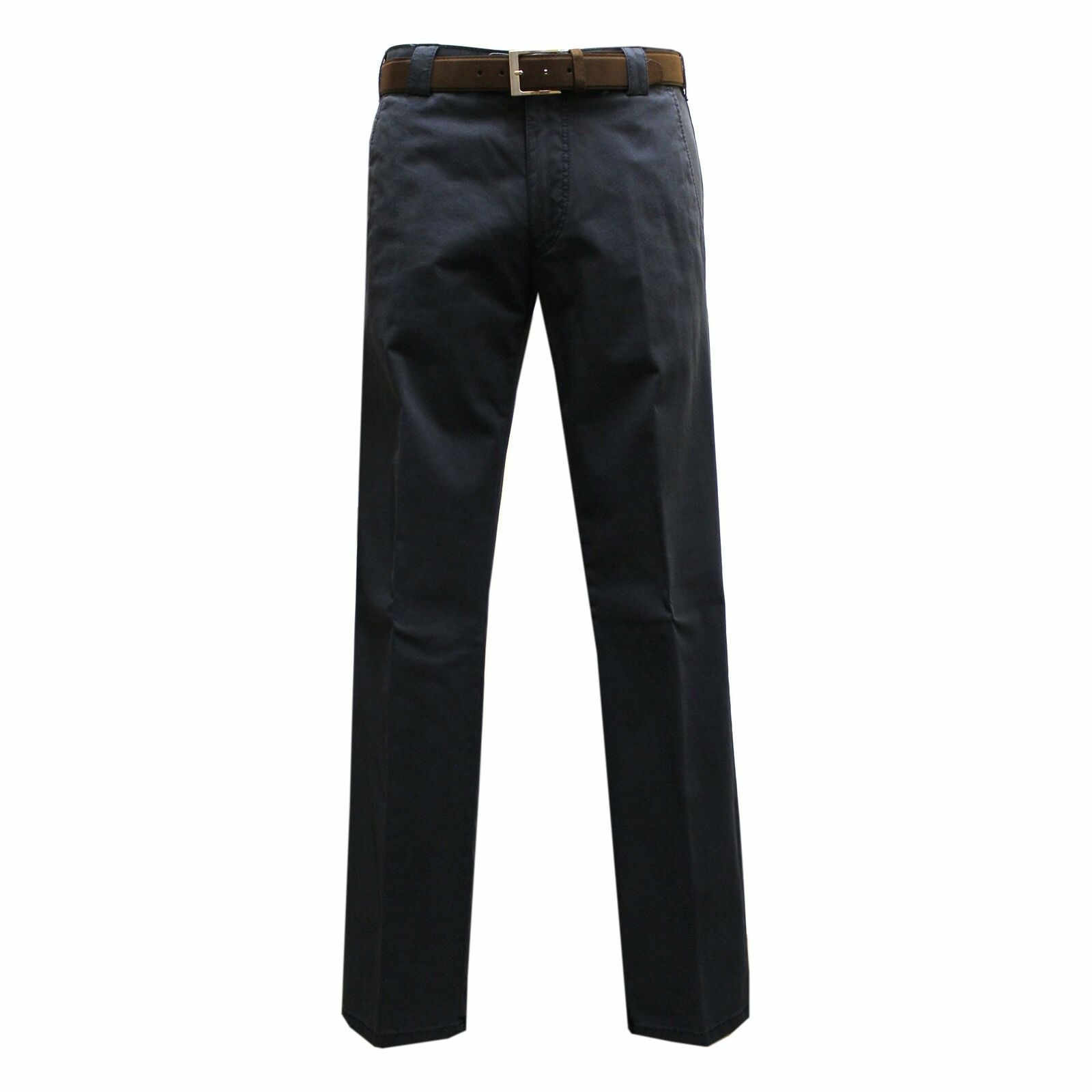 Meyer Roma Trousers Blau or Beige
