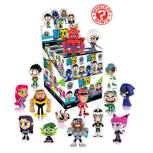 Teen-Titans-Go-Mystery-Minis-Blind-Box-Set-of-12-NEW-Funko
