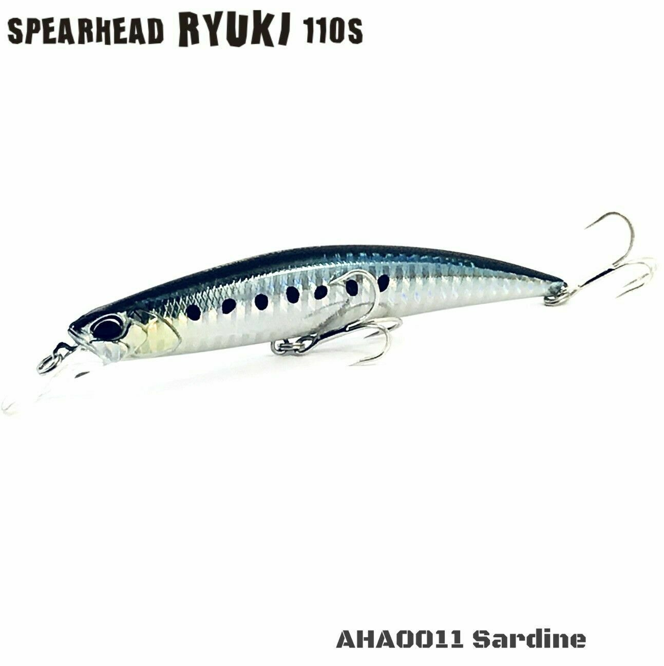 Duo Spearhead Ryuki 110S SW Sinking Lure ACC3008 4671