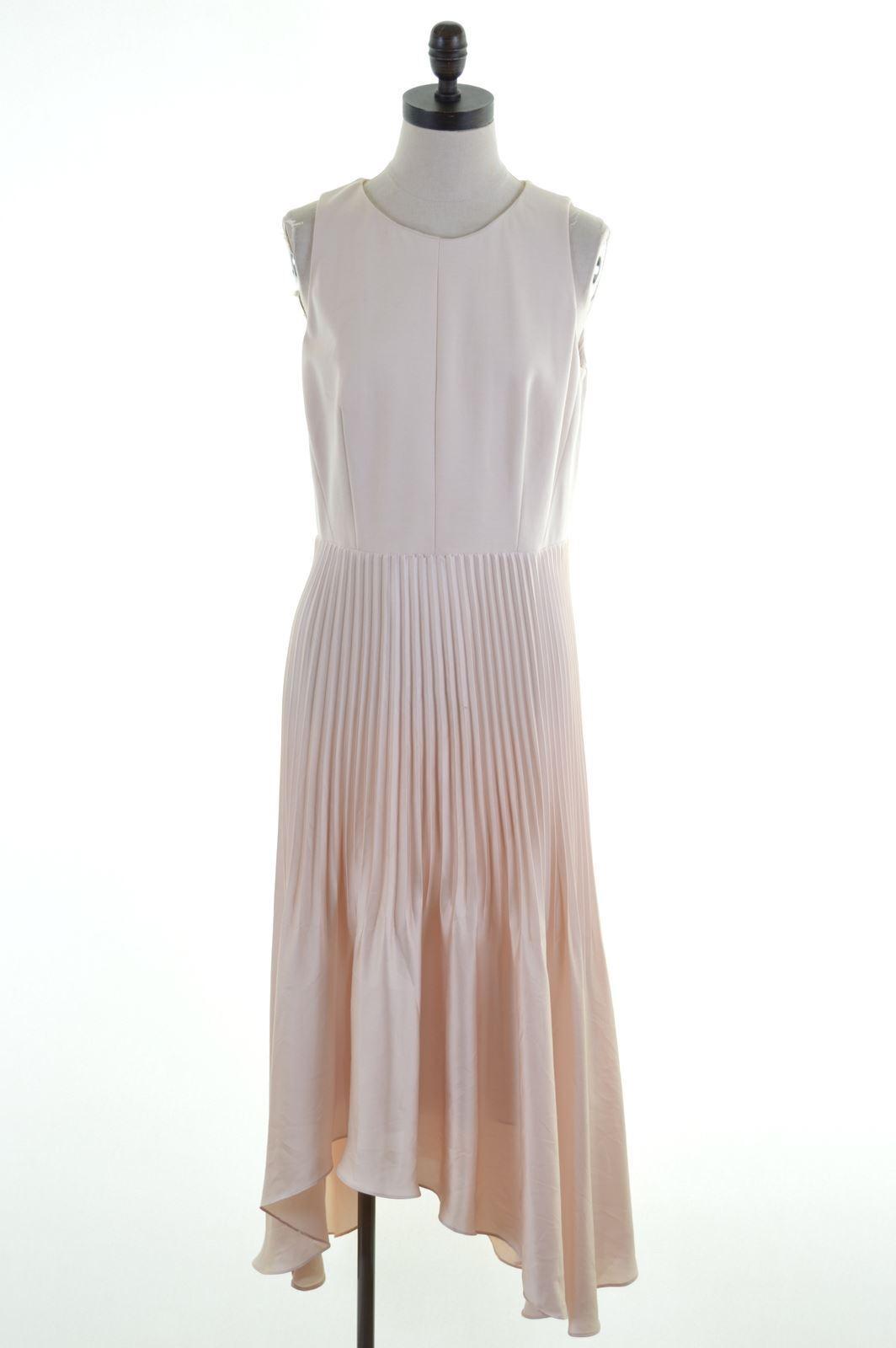 Vestito da Donna Asimmetrico COSTA grandi beige viscosa FI12 FI12 FI12 d401d5