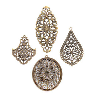 20pcs-fer-Filigrane-grand-pendentifs-creux-Antique-Bronze-Dangle-Charms-Findings
