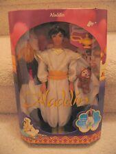 Disney Aladdin Doll with City Outfit Mattel 1992 NIB