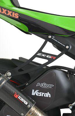 R/&G Racing d/'échappement cintre pour adapter kawasaki zx6r 2009-2014