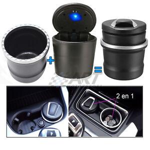 Cenicero-porta-monedas-led-para-Bmw-Serie-3-E90-E91-ashtray-portacenere-cendrier
