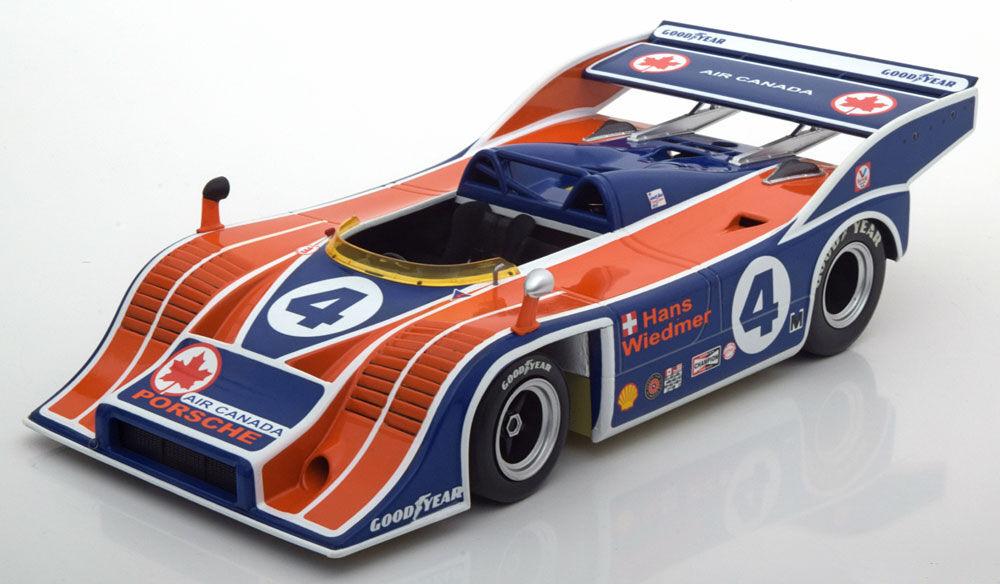 Minichamps Porsche 917 10 2nd Mosport CAN-AM Wiedmer 1973  4 1 18 LE of 350 Mew