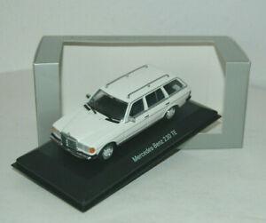 Mercedes-benz-W-123-combi-T-modelo-230-te-White-Minichamps-1-43