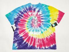 abogado Enfermedad cáscara  Bq1031 100 Men's Nike Vibe Tie Dye Loose Oversized Fit Higher Tee Sz XL for  sale online | eBay