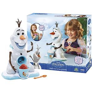 giochi preziosi frozen crea la tua granita con olaf prezzo offerta ebay