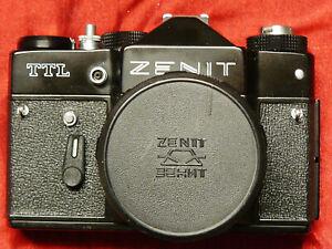 ZENITH-TTL-M42-Helios-44M-f-2-58mm-Argentique-reflex-TTL