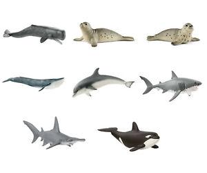 SCHLEICH Wild Life Ocean Toy Figure - 8 Styles