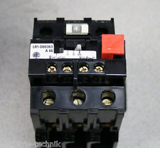 Telemecanique Überlastrelais LR1D80363A65 30-65A thermal overload relay