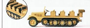 Militaire-tracteur-routier-demi-chenille-3-to-SdKfz-11-1939-45-Preiser-16544