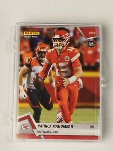 2018-Panini-Instant-NFL-1-28-First-Team-All-Pro-28-Card-Set-Patrick-Mahomes
