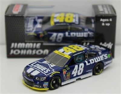 RARE Jimmie Johnson 2014 Lowes Red Vest Chevy SS 1//64 NASCAR