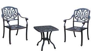 Bistro-3-Piece-patio-set-Outdoor-Elisabeth-furniture-Garden-Cast-aluminum-Bronze