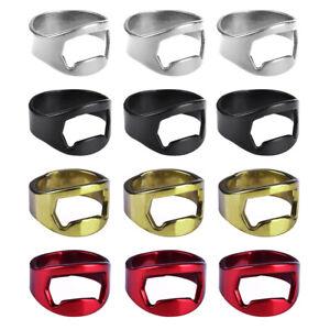 12x-Lot-Aspire-Finger-Ring-Bottle-Opener-Stainless-Steel-Beer-Opener-Pack