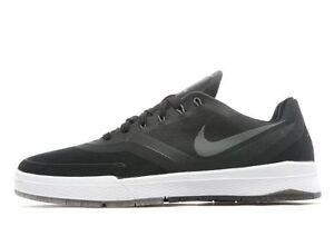 Nike SB P  Rod 9 Femme  P  's Trainer UK 6 EUR 40 US 7 Noir Brand New In bf977b