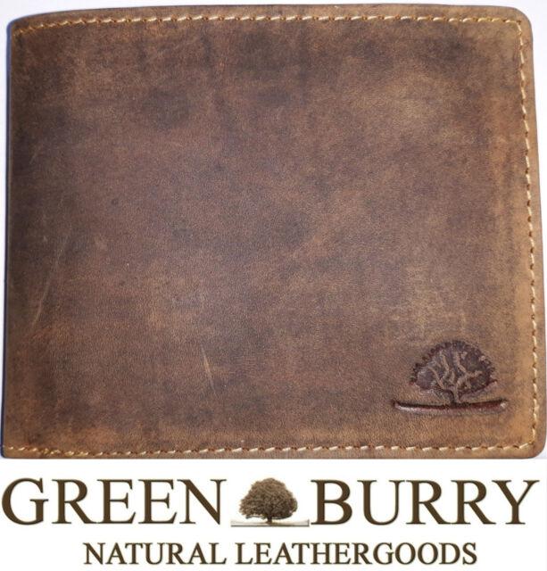 e626d599a1a8e Greenburry Vintage Geldbörse Portemonnaie Lederbörse Geldbeutel ...