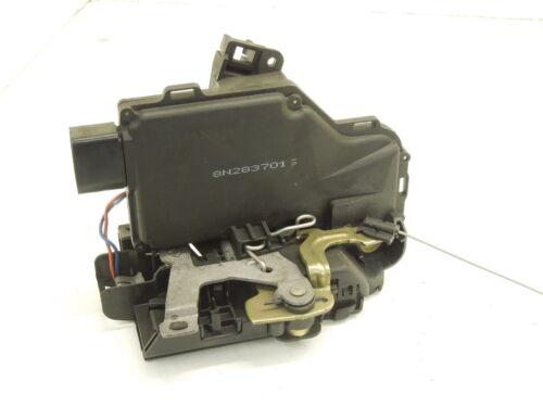 Audi TT 8N Front NS Left Door Locking Mechanism 8N2837015B